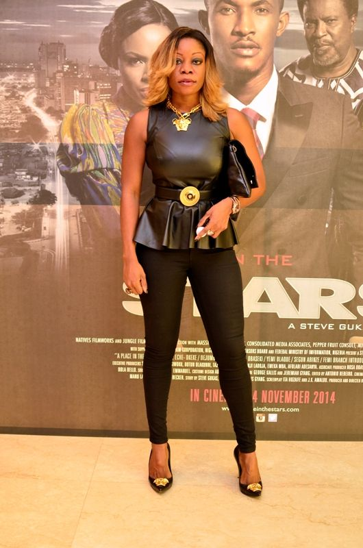 A Place in the Stars VVIP Movie Screening - Bellanaija - Octoberr2014017