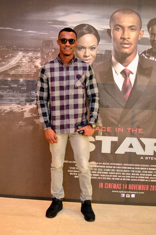 A Place in the Stars VVIP Movie Screening - Bellanaija - Octoberr2014019