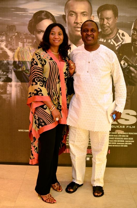 A Place in the Stars VVIP Movie Screening - Bellanaija - Octoberr2014020