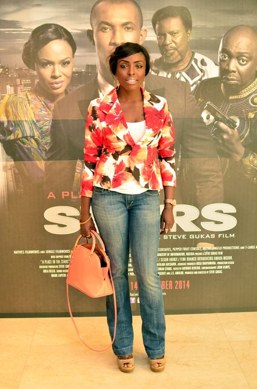 A Place in the Stars VVIP Movie Screening - Bellanaija - Octoberr2014024