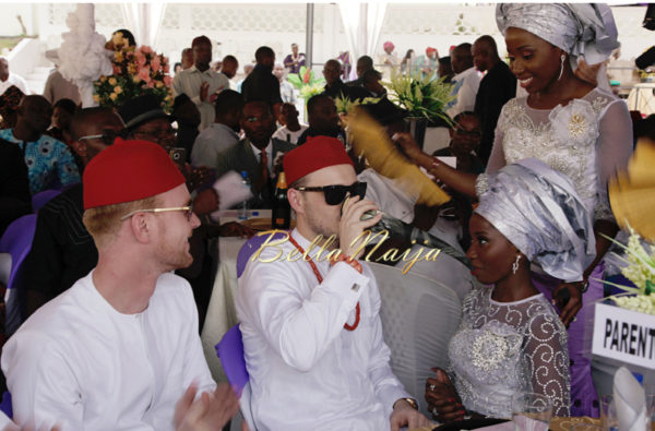 Adanna & David | Igbo Traditional Wedding | BellaNaija 002