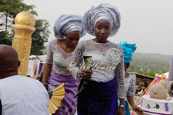 Adanna & David | Igbo Traditional Wedding | BellaNaija 003