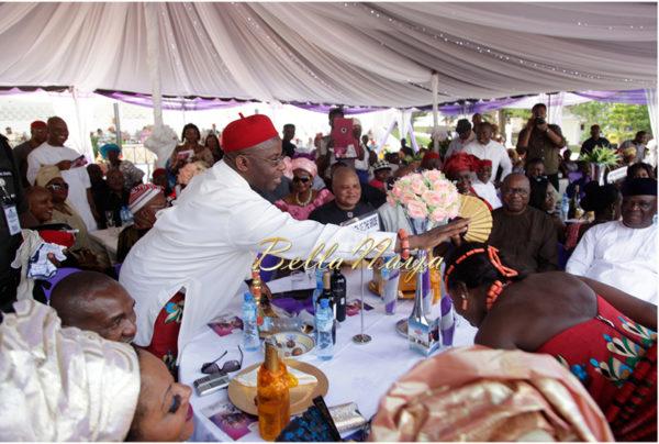 Adanna & David | Igbo Traditional Wedding | BellaNaija 009