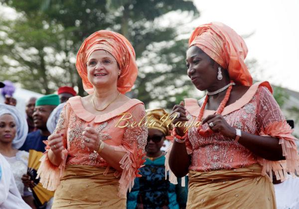 Adanna & David | Igbo Traditional Wedding | BellaNaija 015