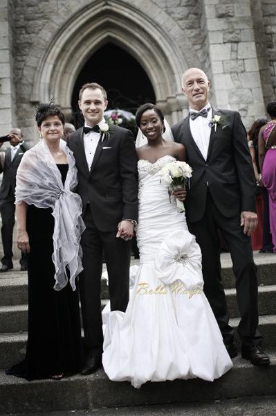 Adanna & David | Ireland - Igbo German Wedding | BellaNaija 011