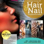 Advanced Beauty Training Course for Hair & Nail Professionals - Bellanaija - October 2014