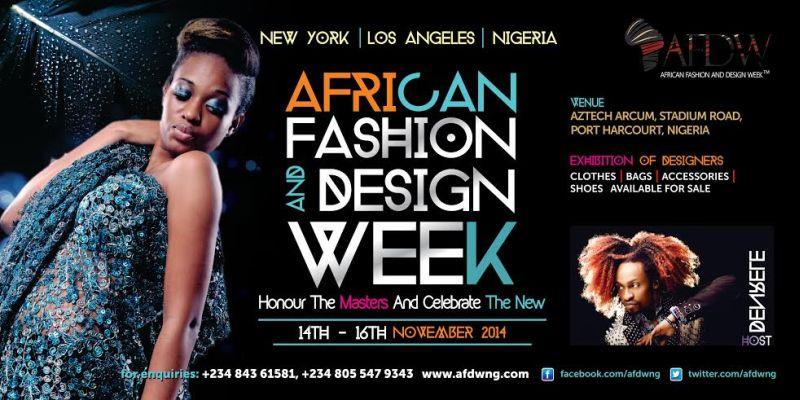 African Fashion & Design Week 2014 - Bellanaija - October 2014
