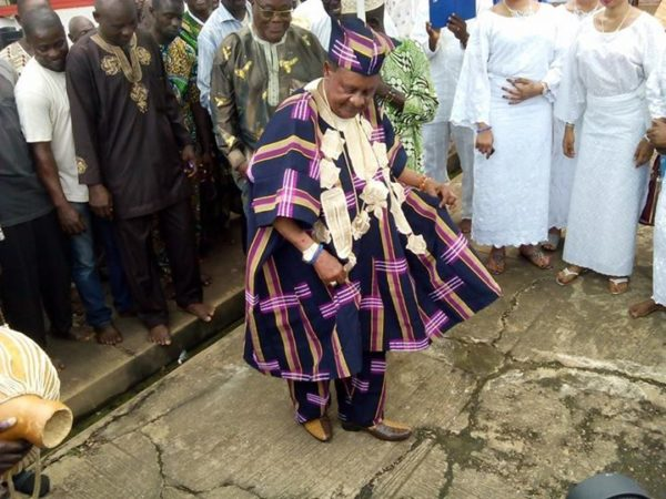 Alaafin of Oyo at 76 (8)