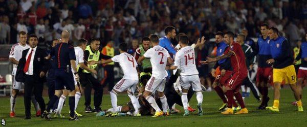 Albania Serbia