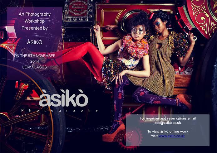 Art Photography Workshop by Asiko - Bellanaija - October 2014