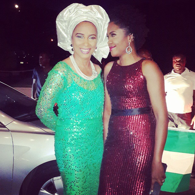 Aso Rock Villa Independence Dinner BellaNaija 4