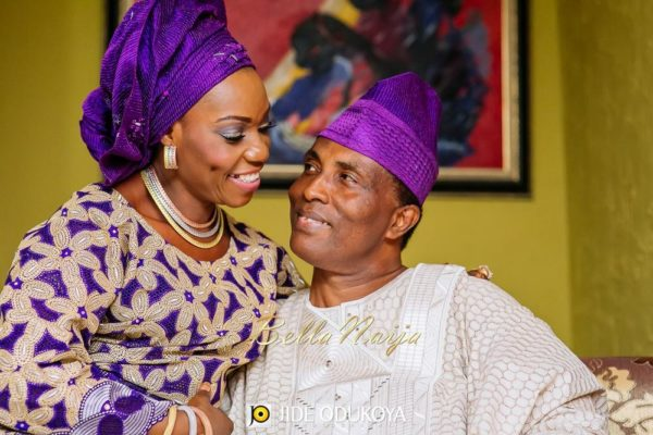 Atinuke & Femi Odukoya | Yoruba Lagos Nigerian Wedding | Jide Odukoya Photography | BellaNaija 008