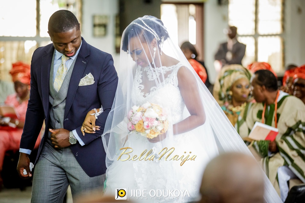 Tosin omole wedding
