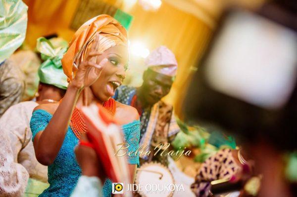 Atinuke & Femi Odukoya | Yoruba Lagos Nigerian Wedding | Jide Odukoya Photography | BellaNaija 026