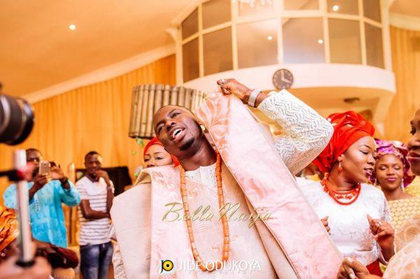Atinuke & Femi Odukoya | Yoruba Lagos Nigerian Wedding | Jide Odukoya Photography | BellaNaija 029