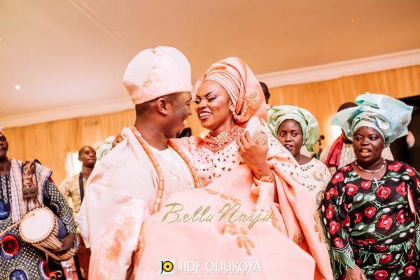 Atinuke & Femi Odukoya | Yoruba Lagos Nigerian Wedding | Jide Odukoya Photography | BellaNaija 048