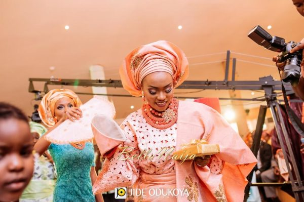 Atinuke & Femi Odukoya | Yoruba Lagos Nigerian Wedding | Jide Odukoya Photography | BellaNaija 049