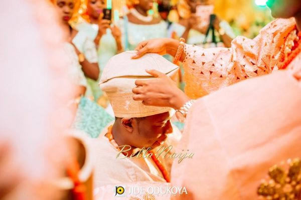 Atinuke & Femi Odukoya | Yoruba Lagos Nigerian Wedding | Jide Odukoya Photography | BellaNaija 050