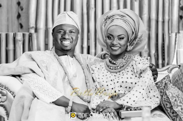 Atinuke & Femi Odukoya | Yoruba Lagos Nigerian Wedding | Jide Odukoya Photography | BellaNaija 052