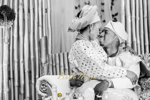 Atinuke & Femi Odukoya | Yoruba Lagos Nigerian Wedding | Jide Odukoya Photography | BellaNaija 053