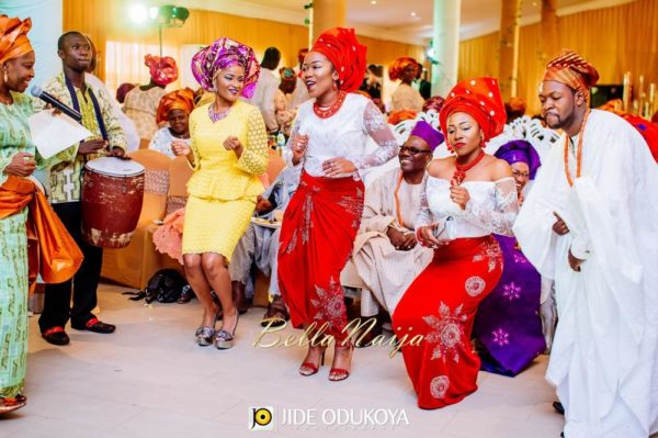 Atinuke & Femi Odukoya | Yoruba Lagos Nigerian Wedding | Jide Odukoya Photography | BellaNaija 054