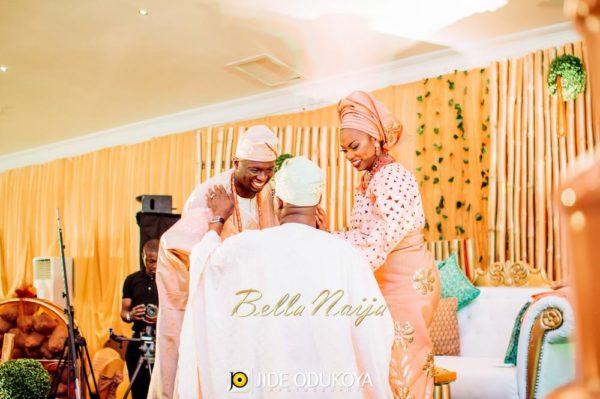 Atinuke & Femi Odukoya | Yoruba Lagos Nigerian Wedding | Jide Odukoya Photography | BellaNaija 057