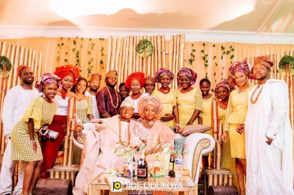 Atinuke & Femi Odukoya | Yoruba Lagos Nigerian Wedding | Jide Odukoya Photography | BellaNaija 058