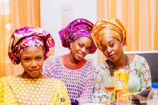 Atinuke & Femi Odukoya | Yoruba Lagos Nigerian Wedding | Jide Odukoya Photography | BellaNaija 059