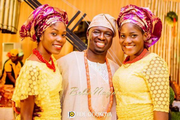 Atinuke & Femi Odukoya | Yoruba Lagos Nigerian Wedding | Jide Odukoya Photography | BellaNaija 060