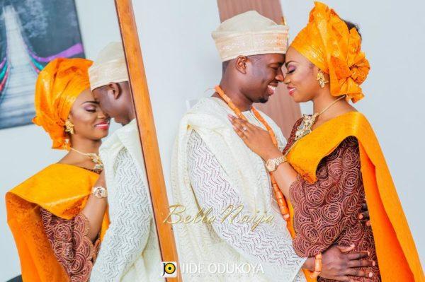 Atinuke & Femi Odukoya | Yoruba Lagos Nigerian Wedding | Jide Odukoya Photography | BellaNaija 063
