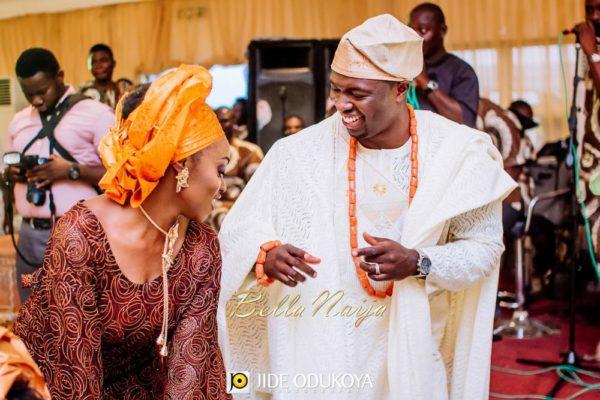 Atinuke & Femi Odukoya | Yoruba Lagos Nigerian Wedding | Jide Odukoya Photography | BellaNaija 065