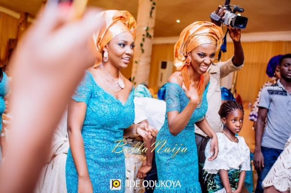 Atinuke & Femi Odukoya | Yoruba Lagos Nigerian Wedding | Jide Odukoya Photography | BellaNaija 068