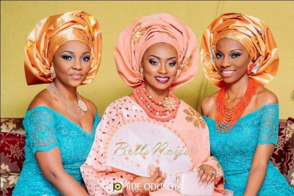 Atinuke & Femi Odukoya | Yoruba Lagos Nigerian Wedding | Jide Odukoya Photography | BellaNaija 071