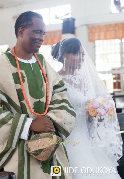Atinuke & Femi Odukoya | Yoruba Lagos Nigerian Wedding | Jide Odukoya Photography | BellaNaija 089