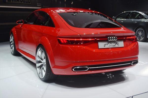 Audi TT Sportback 2