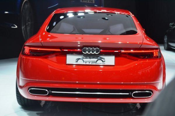 Audi TT Sportback 3
