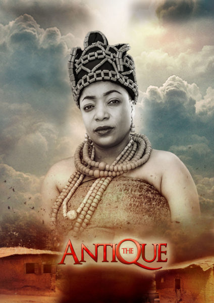 BIMBO AKINTOLA - THE ANTIQUE