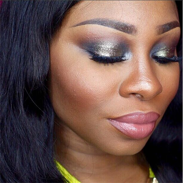 BN Beauty Makeup Tutorial by Kluermoi - Bellanaija - October 2014