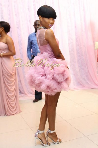 BN Best Dressed Genevieve Pink Ball 2014 October2014-BellaNaija008