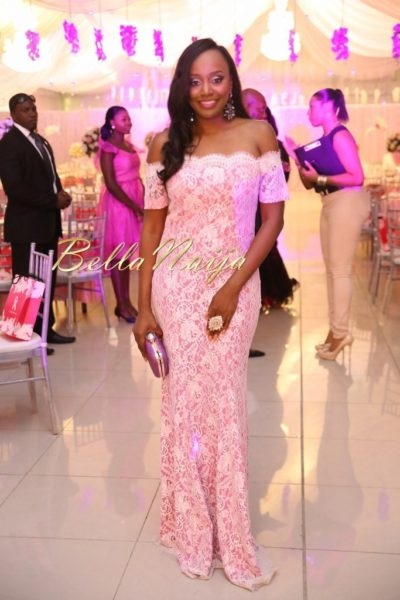 BN Best Dressed Genevieve Pink Ball 2014 October2014-BellaNaija027
