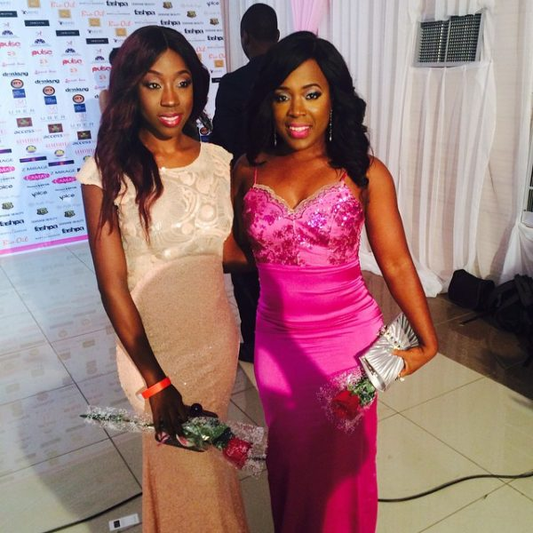 Beverly Naya in Ejiro Amos Tafiri & Moet Abebe in Sally Bawa