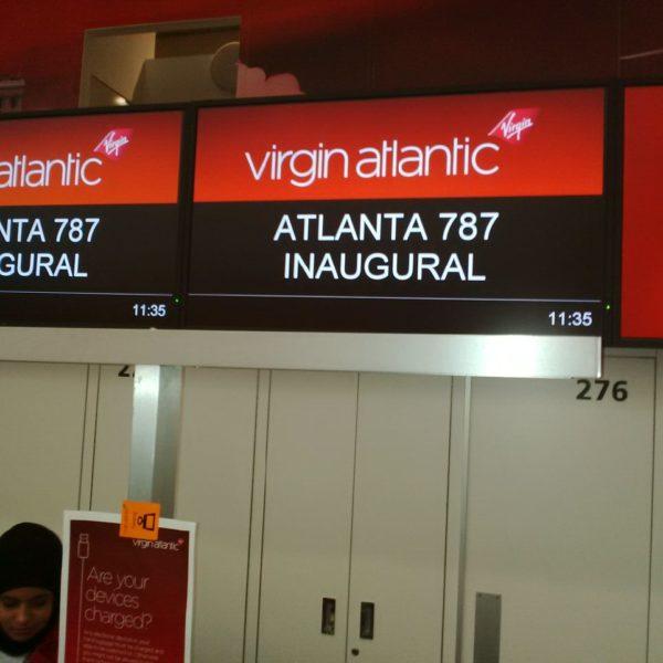 Beverly Naya for BellaNaija  Virgin Atlantic Atlanta Birthday Girl Boeing 787 Maiden Flight - Bellanaija - October 2014 (2)