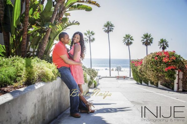 Bimbola & Dipo | Manhattan beach Pre Wedding Shoot | Inije Photography & Films | BellaNaija 003