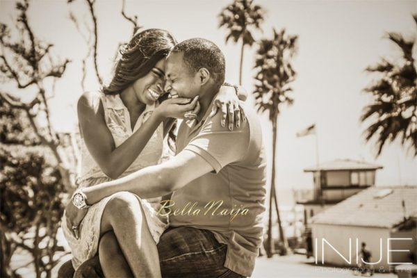 Bimbola & Dipo | Manhattan beach Pre Wedding Shoot | Inije Photography & Films | BellaNaija 005