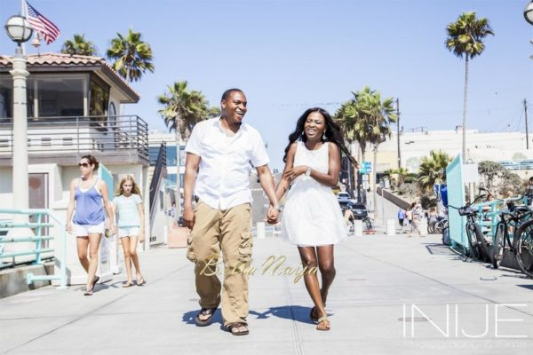Bimbola & Dipo | Manhattan beach Pre Wedding Shoot | Inije Photography & Films | BellaNaija 008