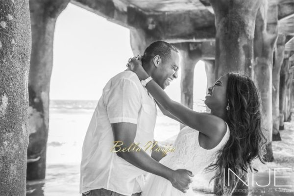 Bimbola & Dipo | Manhattan beach Pre Wedding Shoot | Inije Photography & Films | BellaNaija 012