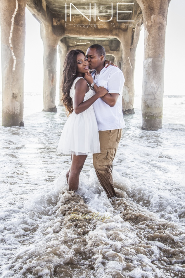 Bimbola & Dipo | Manhattan beach Pre Wedding Shoot | Inije Photography & Films | BellaNaija 013