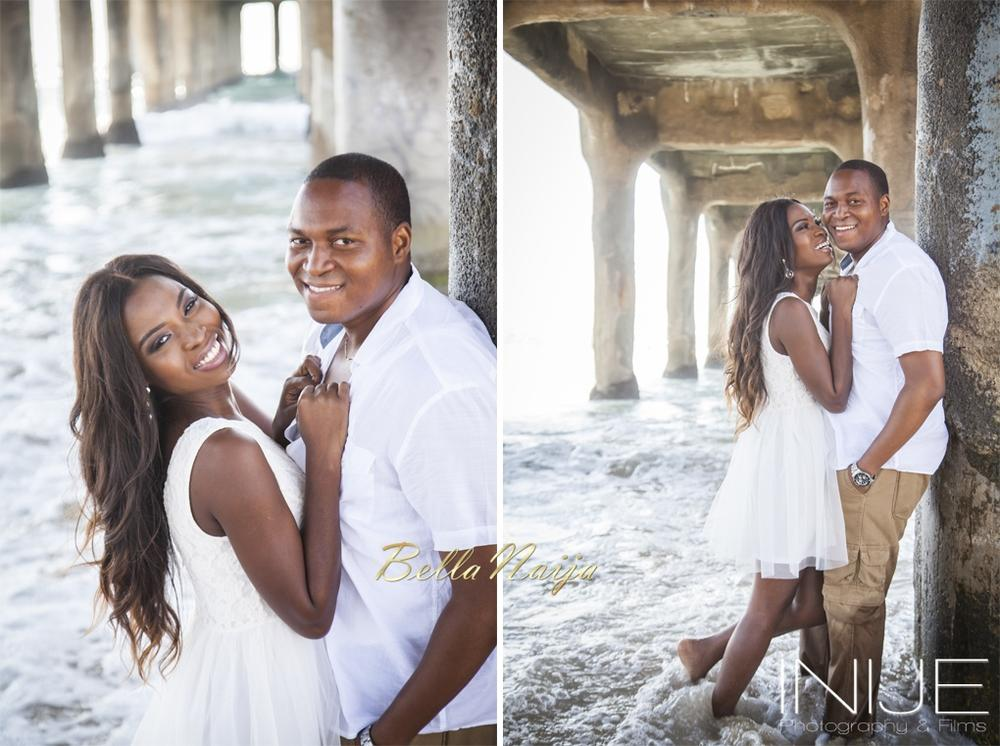 Bimbola & Dipo | Manhattan beach Pre Wedding Shoot | Inije Photography & Films | BellaNaija 014