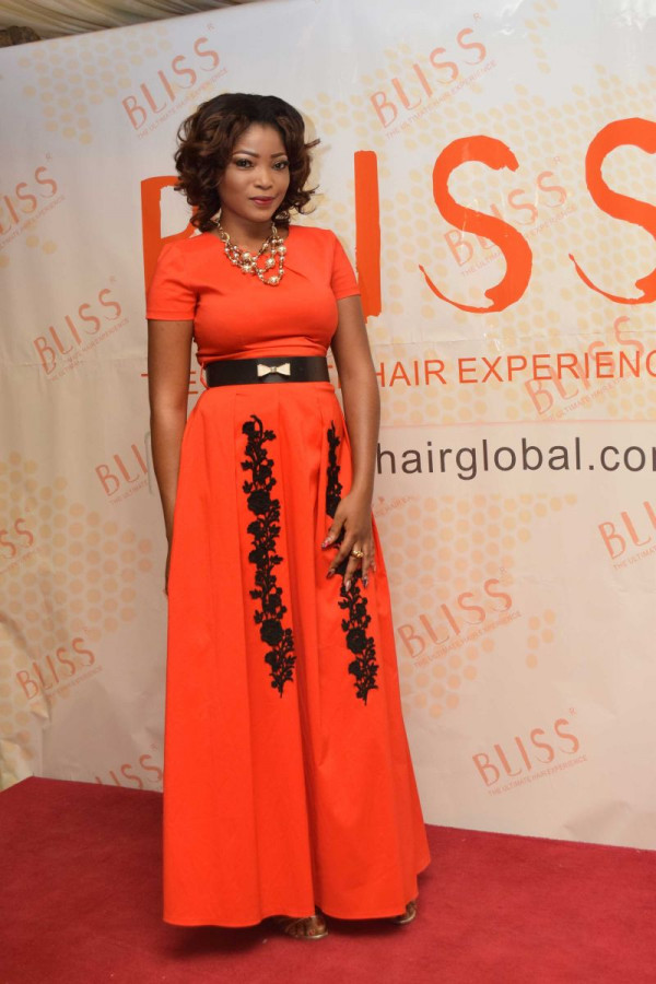 Bliss hair Launch in Nigeria - Bellanaija - November2014015