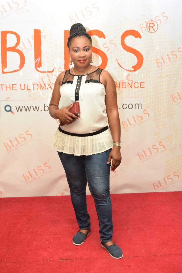 Bliss hair Launch in Nigeria - Bellanaija - November2014019